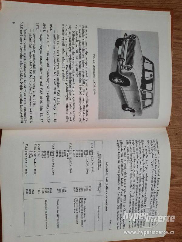 Lada 1200-1600, VAZ 2101-2106 – příručka, seznamy ND - foto 5