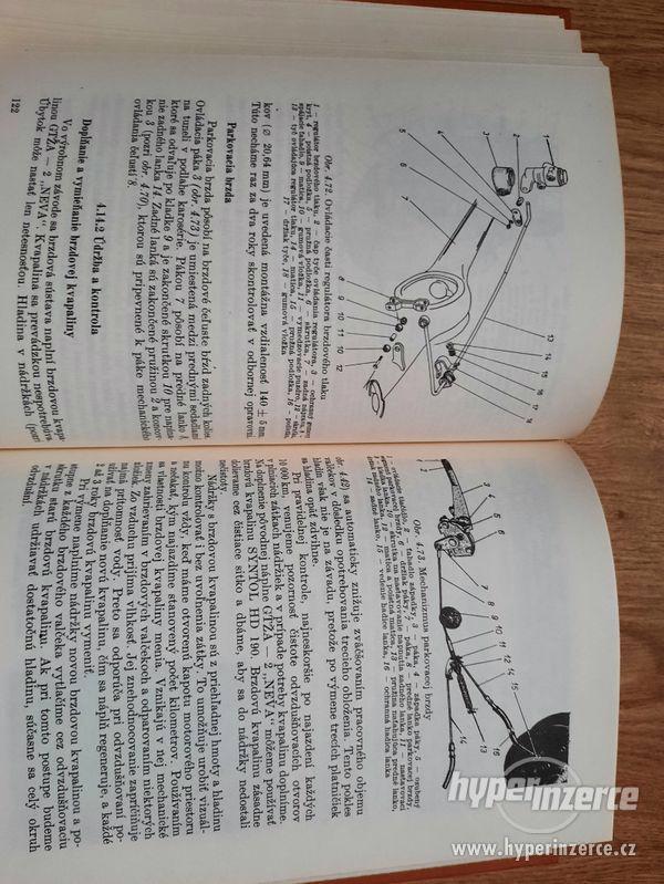 Lada 1200-1600, VAZ 2101-2106 – příručka, seznamy ND - foto 6