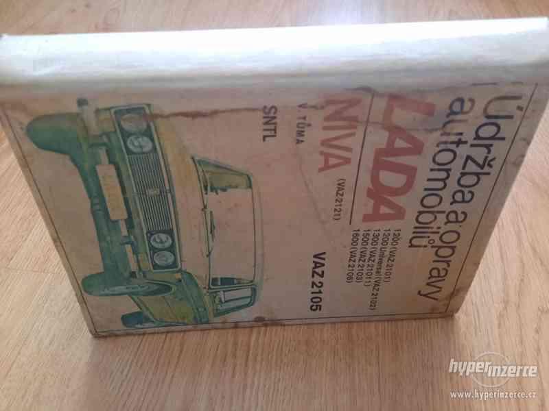 Lada 1200-1600, VAZ 2101-2106 – příručka, seznamy ND - foto 9