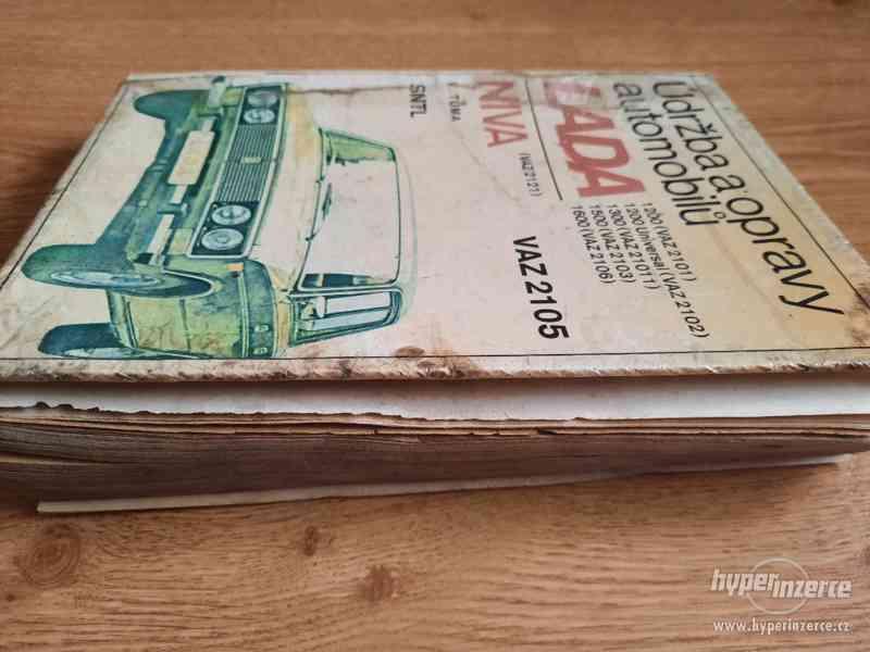 Lada 1200-1600, VAZ 2101-2106 – příručka, seznamy ND - foto 10