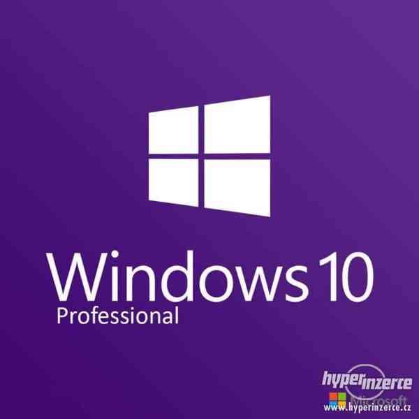 Windows 10 Professional - Licenční klíč
