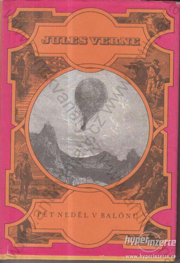 Pět neděl v balónu Jules Verne 1987