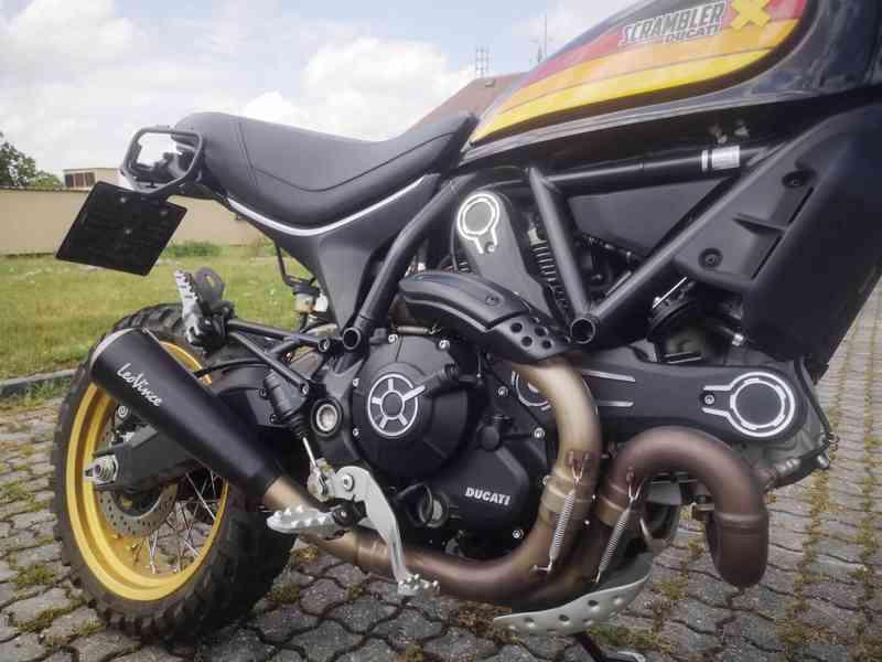 Ducati Scrambler Desert Sled - foto 7