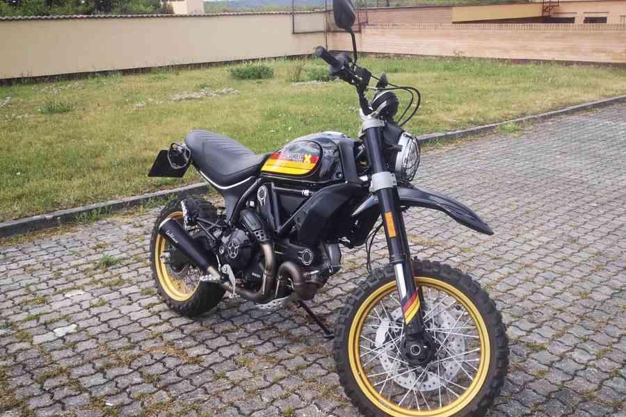 Ducati Scrambler Desert Sled - foto 4