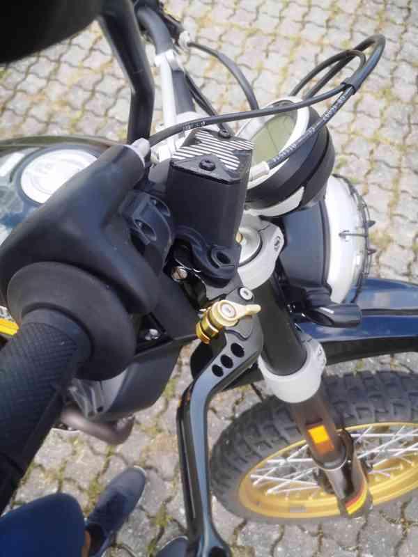 Ducati Scrambler Desert Sled - foto 8