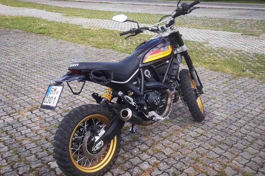 Ducati Scrambler Desert Sled - foto 3