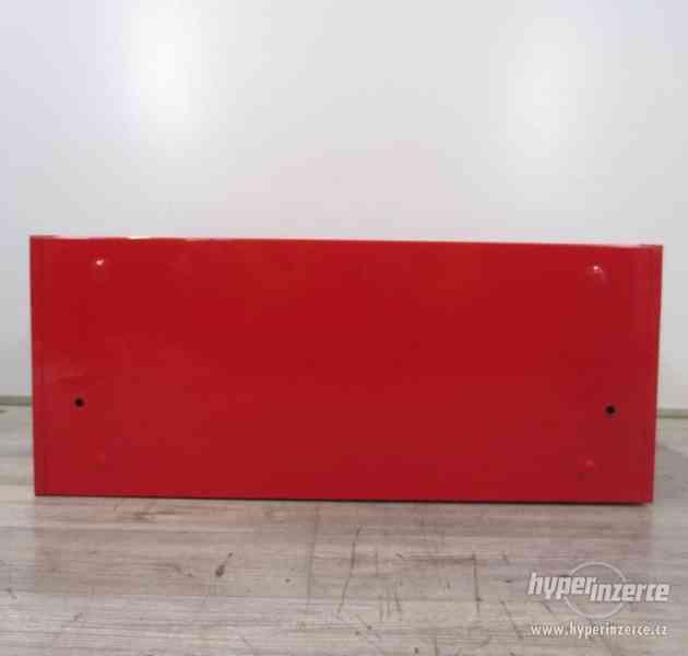 Dílenský kovový kufr na nářadí 3 zásuvky - foto 5