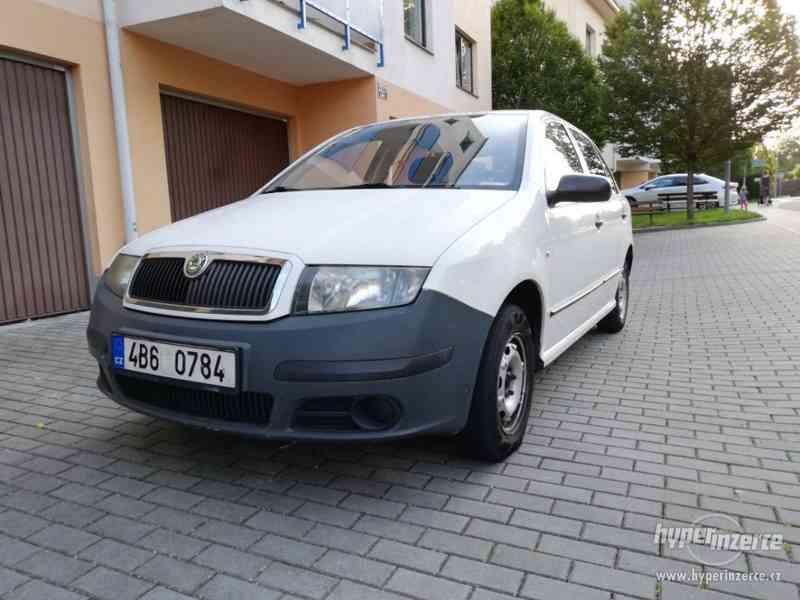 Škoda Fabia junir 1,2 htp