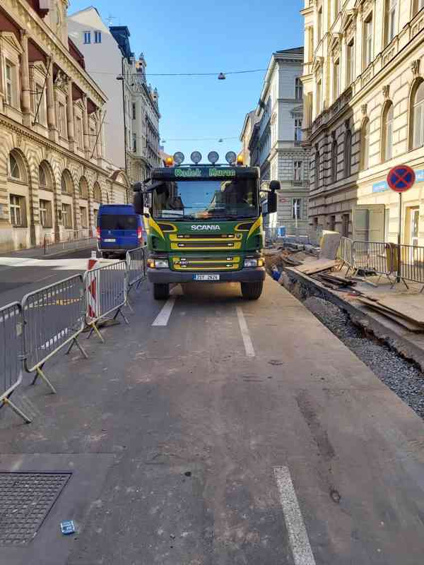 Přijmeme řidiče na nákladní vozidlo Scania sklápěč 6x4 - foto 3