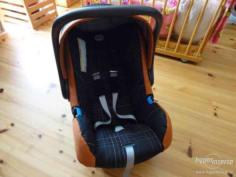 Prodám autosedačku Romer Baby Safe