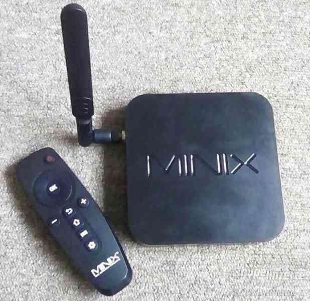 4k přehrávač Minix NEO X8-H Plus+cz tv zdarma
