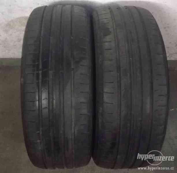 Letní pneu CONTINENTAL ContiPremiumContact 5 205/55 R16 91V