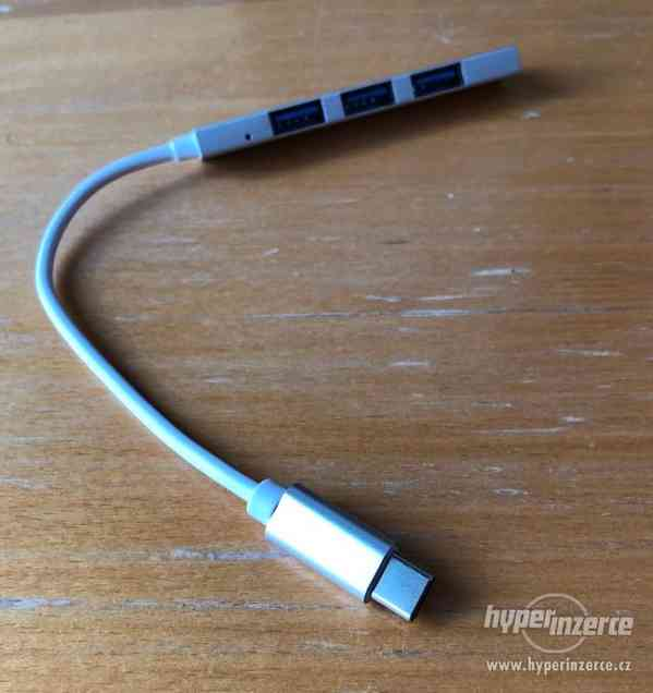 USB adaptér redukce pro Apple Macbook Pro - Poslední kusy! - foto 4