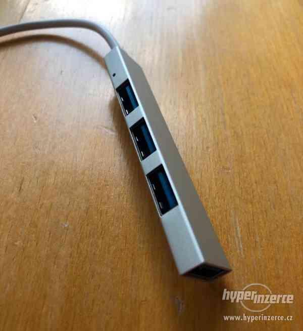USB adaptér redukce pro Apple Macbook Pro - Poslední kusy! - foto 5