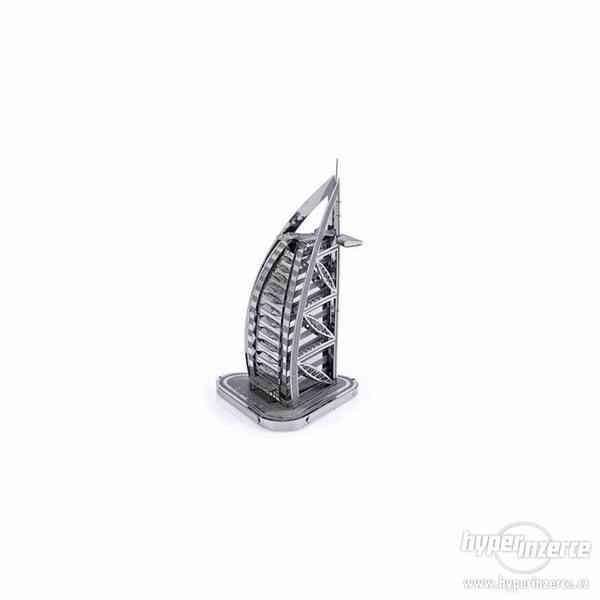 3D kovové puzzle - foto 2