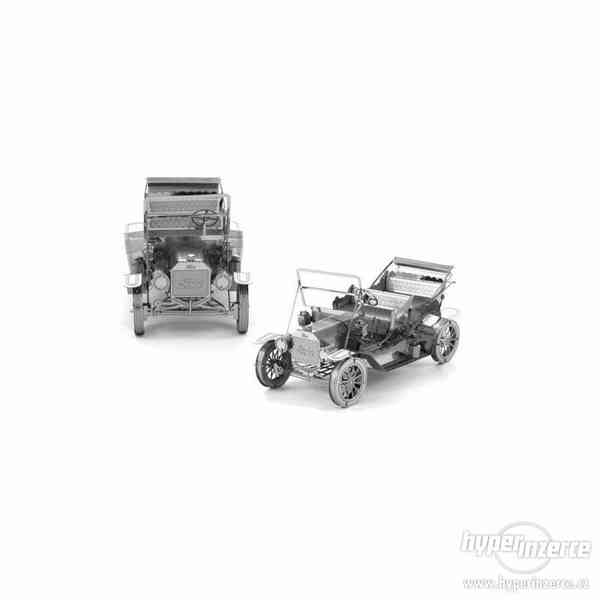 3D kovové puzzle - foto 5