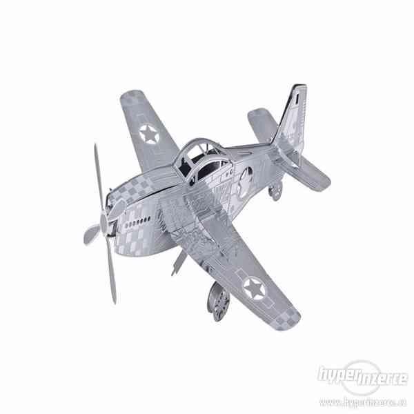 3D kovové puzzle - foto 10