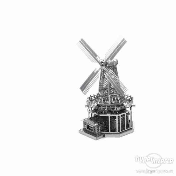 3D kovové puzzle - foto 11