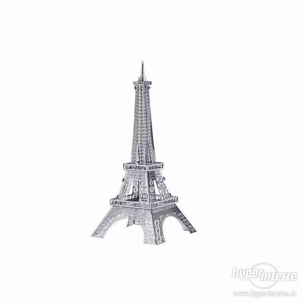 3D kovové puzzle - foto 13