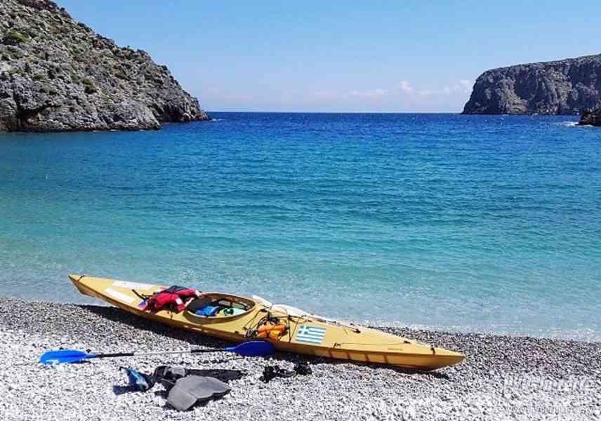 kanoe, kajak - foto 2