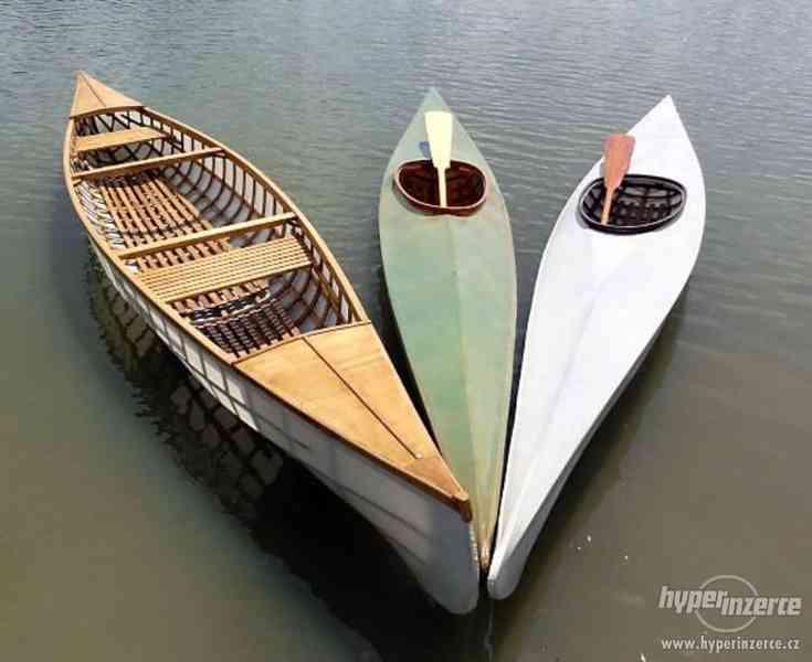 kanoe, kajak - foto 4