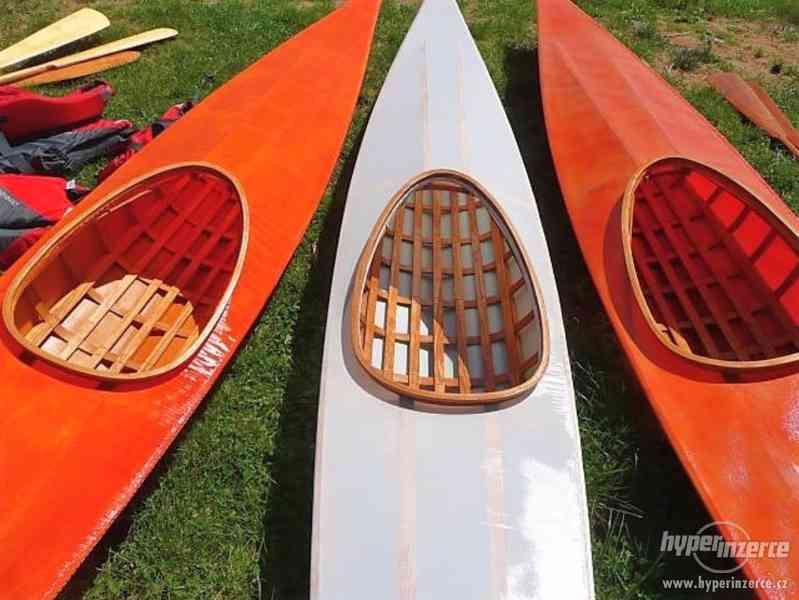 kanoe, kajak - foto 5