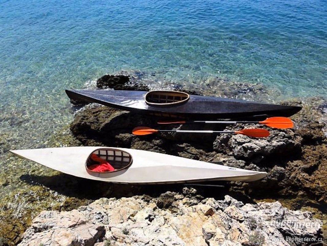 kanoe, kajak - foto 1