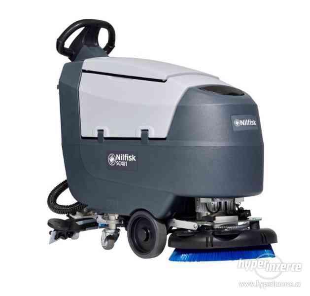 Půjčovna čisticích a úklidových strojů Nilfisk