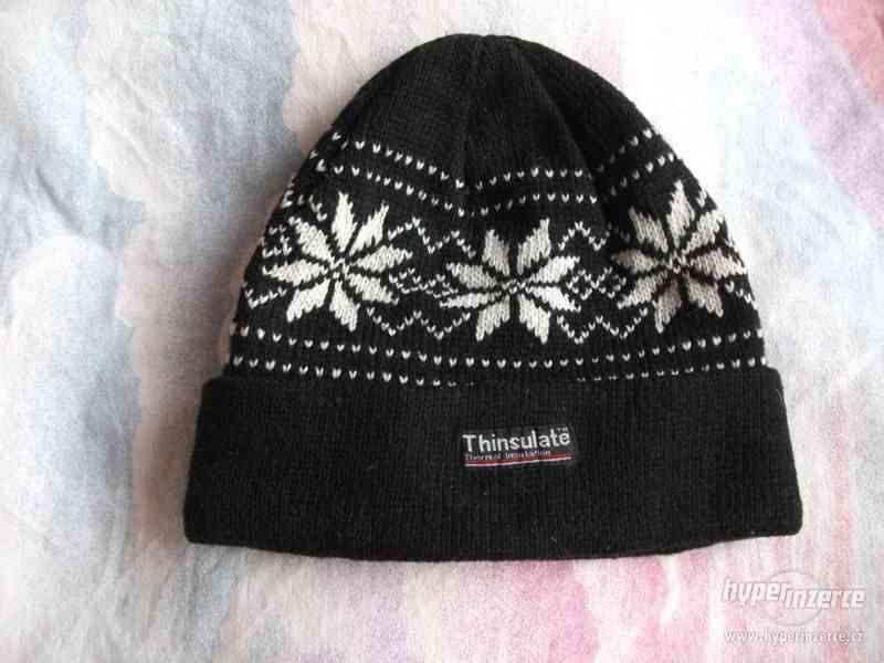 Pánská zimní čepice vel.M