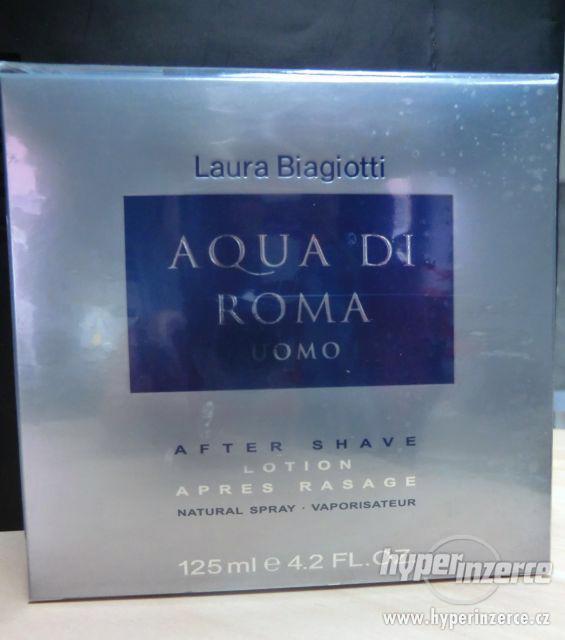 Laura Biagiotti AQUA DI ROMA voda po holení 125ml