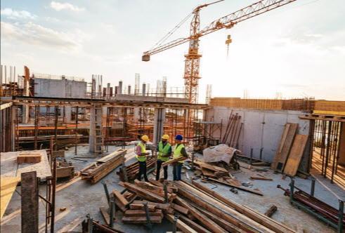 Stavební dělník - foto 1