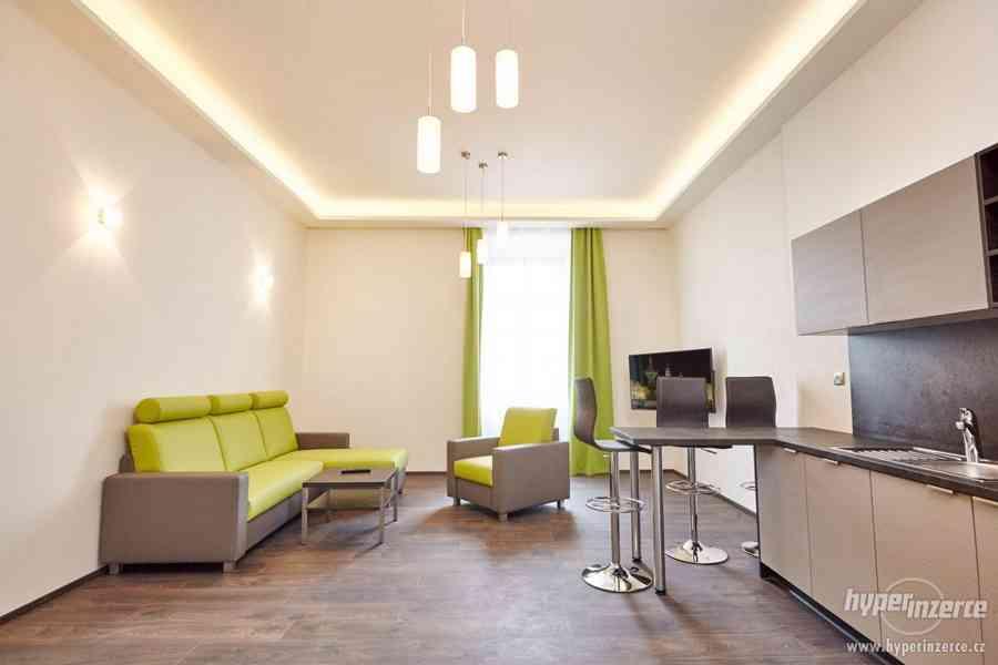 Pronájem bytu 2+kk (66m2) - České Budějovice (centrum)