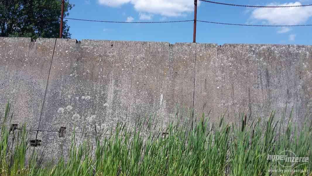 betonové panely prodám