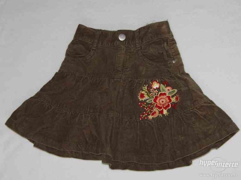 sukně HM, velikost 12-18m