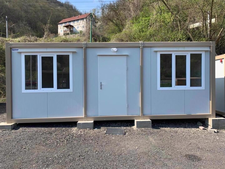 Obytný kontejner, kancelář, sklad 300x700cm - foto 1