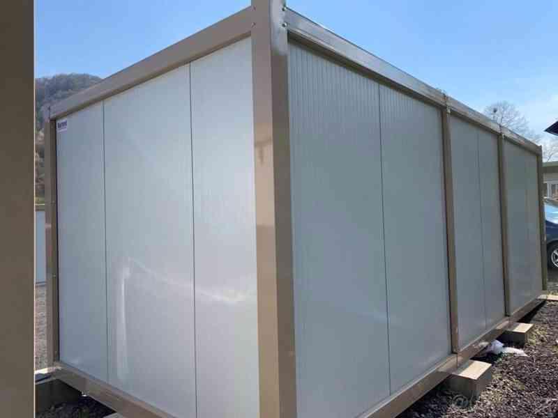 Obytný kontejner, kancelář, sklad 300x700cm - foto 2