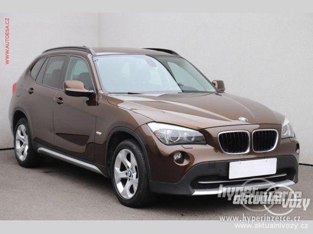 BMW X1 2.0, nafta, vyrobeno 2011, navigace