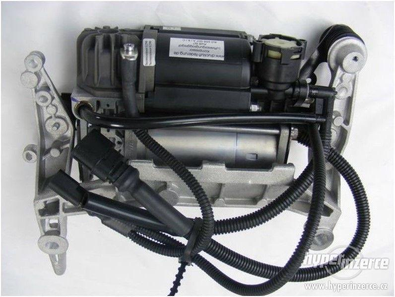 Kompresor vzduchového podvozku Audi Q7