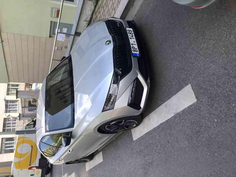 Škoda Octavia RS 2020 - foto 1