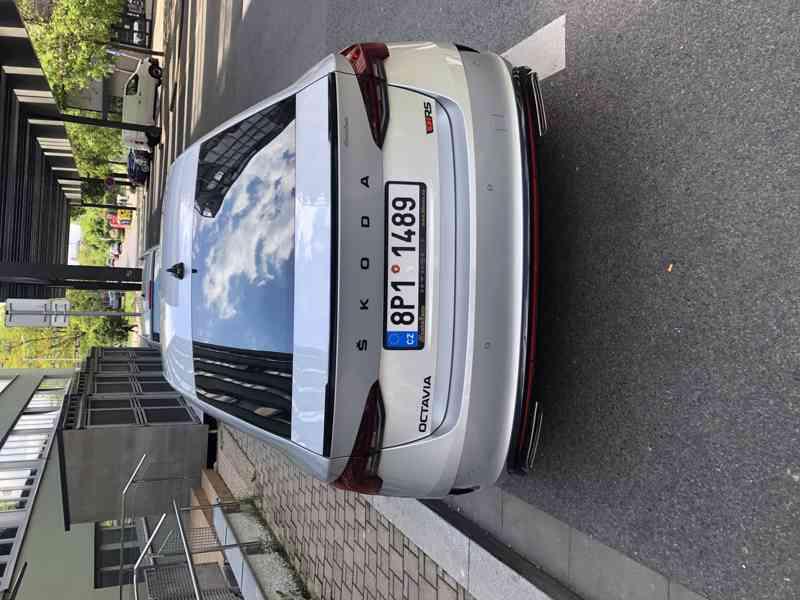 Škoda Octavia RS 2020 - foto 5