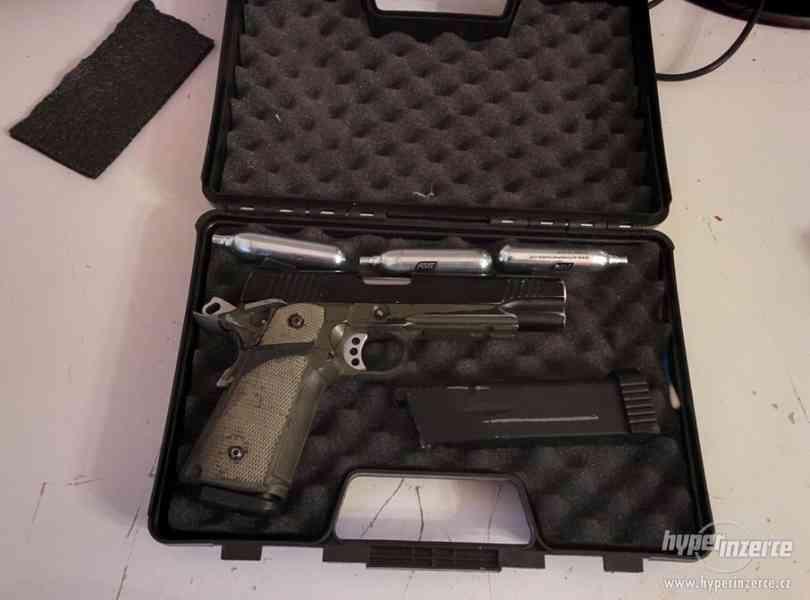 (KJW) M1911 HI-CAPa - 1x zásobník - foto 1