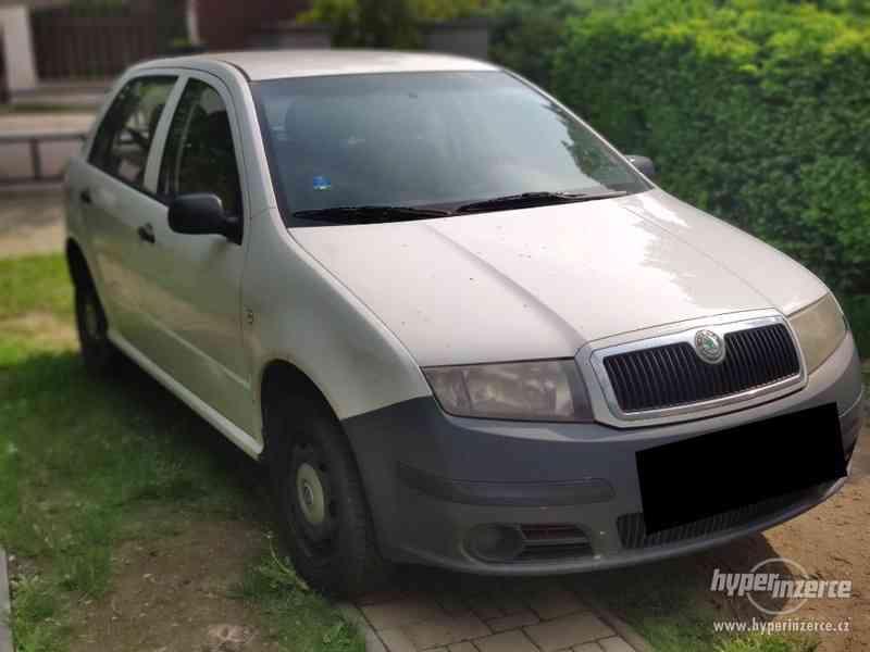 Škoda Fabia HTP 1.2