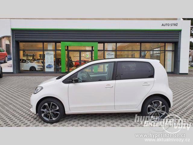 Nový vůz Škoda Citigo, automat,  2020 - foto 1