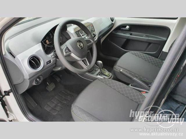 Nový vůz Škoda Citigo, automat,  2020 - foto 3