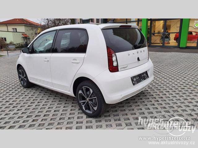 Nový vůz Škoda Citigo, automat,  2020 - foto 4
