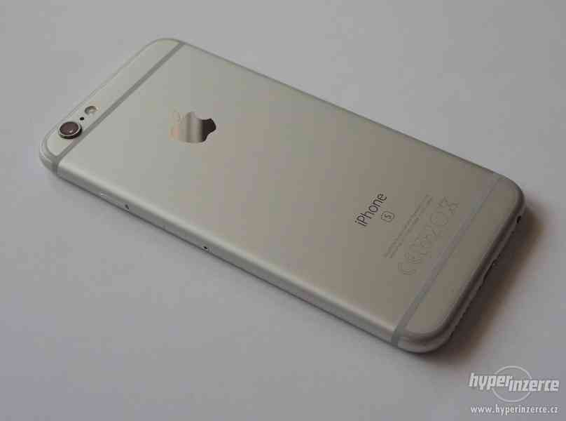 IPHONE 6S 64GB SILVER - foto 5