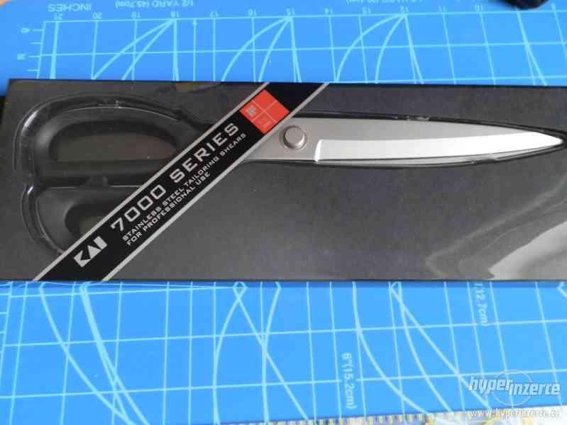 Krejčovské kvalitní nůžky KAI 7300 - foto 1
