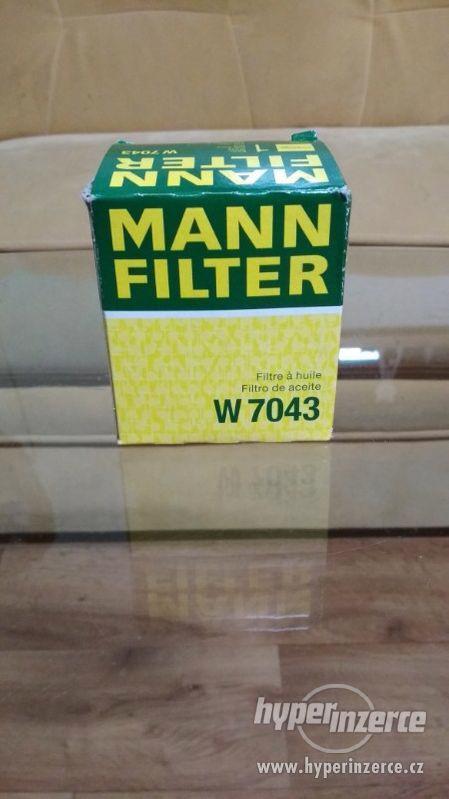 Olejový filtr Ford