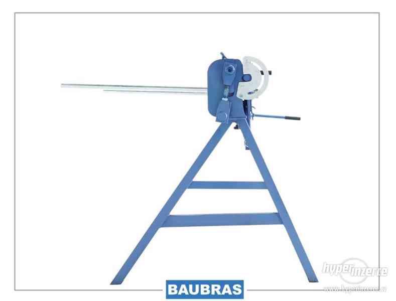 Ohýbačky plechu ZGR 1,4m BAUBRAS  Kovoobráběcí stroje - foto 5