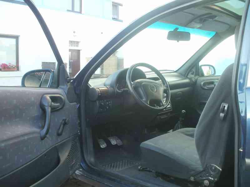 Prodám Opel Corsa 1.4/ 44 KW  R.V. 1996 - foto 8